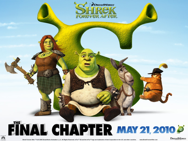 Mc D- Shrek 3 Forever After – A Delicious B's Day